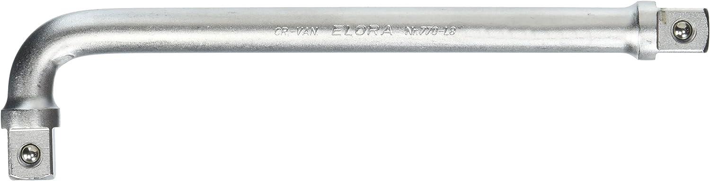 ELORA 770008002000 770-L8 FESTGRIFF GEBOGEN 1//2 Made in Germany