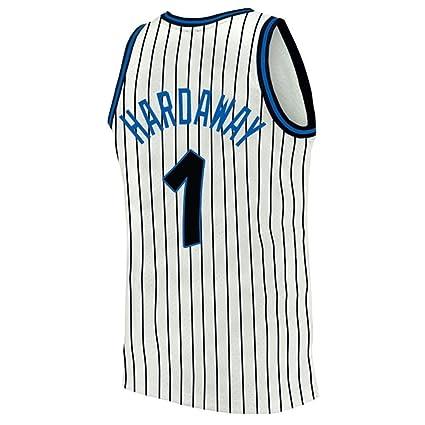 NBALL-HU Camisetas De Baloncesto para Hombre - Orlando Magic ...