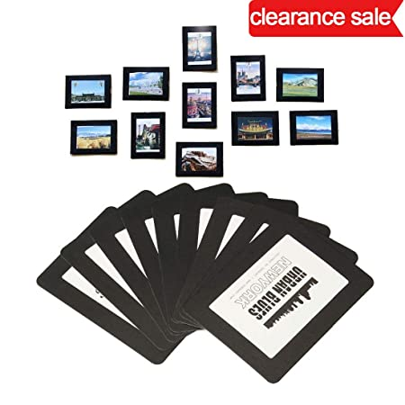 Magnetic Photo Picture Frames And Refrigerator Magnets Pocket Frame