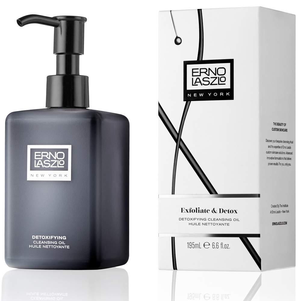 Erno Laszlo Detoxifying Cleansing Oil, 6.6 Fl Oz