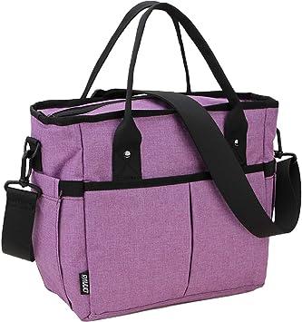 Sac-Repas Picnic cool Sac Enfants Enfants Adultes Isolés zippées sacs de transport