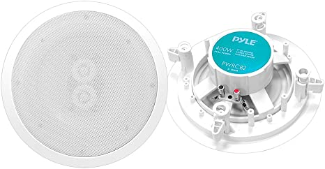 Pyle Home PWRC82 8 Inch Weather Proof 2 Way In CeilingIn