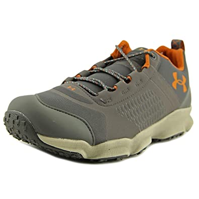 121102e7a50 Under Armour Speedfit Hike Low Men US 8.5 Gray Hiking Shoe: Amazon ...