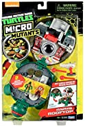 Teenage Mutant Ninja Micro Raphael's Roof Top Pet Turtle To Playset
