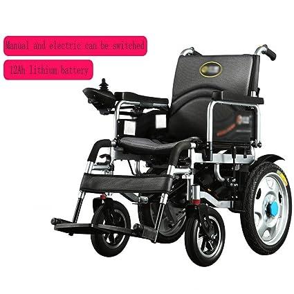 elettrica pieghevole,pieghevole Sedia a rotelle leggera yvmNw08nOP