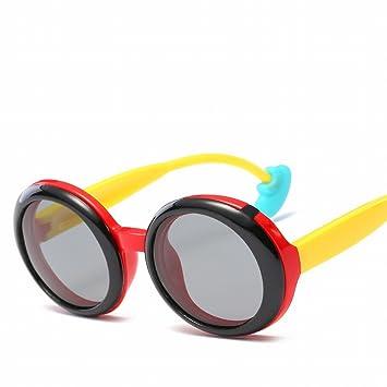 Altavoz Niños Gafas Polarizadas Niños Polarizados Gafas de Sol Gafas de Sol de Silicona , Piernas