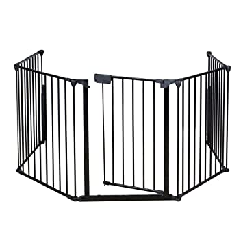 Amazon Com Snow Shop Steel Plastic Baby Safety Gate Mount Extra