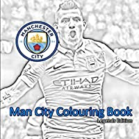 Man City Colouring Book (Legends Edition)
