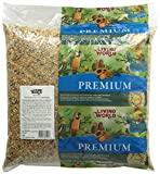 Living World Cockatiels and Lovebirds Premium Mix Handle Bag, 20-Pound