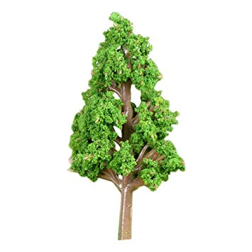 Amazonde Vorcool Künstliche Mini Baum Pflanzen Miniatur Garten