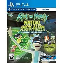 Rick & Morty Virtual Rick-Ality Collector's Edition - PlayStation 4