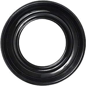 PA030002BK Appliance Burner Bowl Black for Viking - Durable & Exact Fit