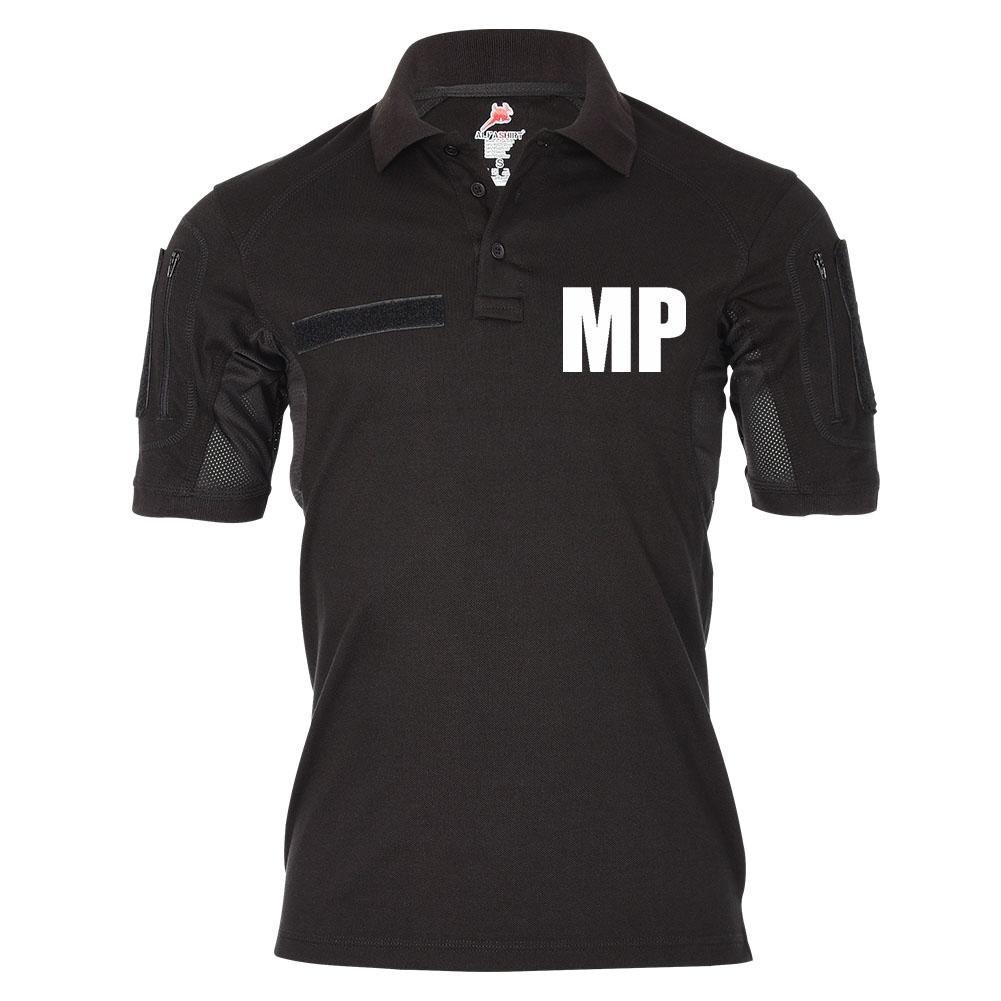 Copytec Tactical Poloshirt Alfa Military Police MP Milit/ärpolizei Feldj/äger Feldpolizei Feldgendarmerie #19304