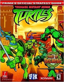 Teenage Mutant Ninja Turtles (Primas Official Strategy ...