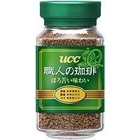 UCC 悠诗诗 (精品)偏苦口感速溶咖啡粉 90g(日本进口)