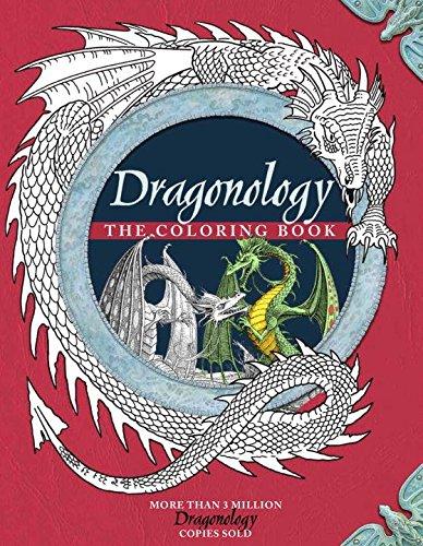 Dragonology Coloring Ologies Ernest Drake product image