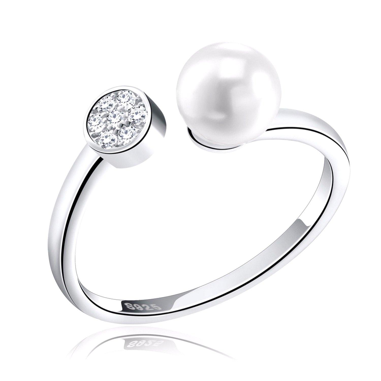 Slyq Jewelry Ring cz engagement ring