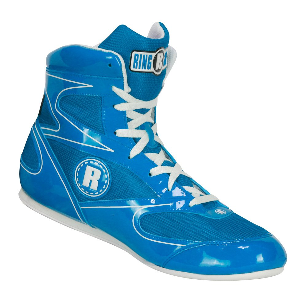 Ringside Diablo Muay Thai MMA Wrestling Boxing Shoes B009BGWLJ2 2|Blue