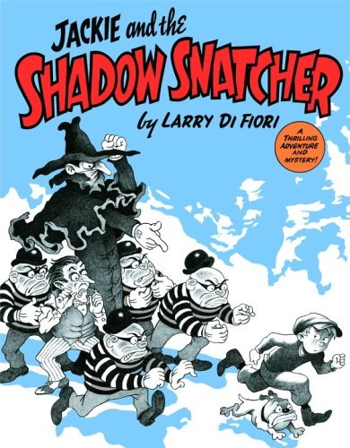 Jackie and the Shadow Snatcher PDF