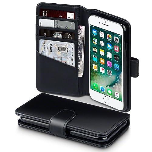 iPhone 8 Leder Case: Amazon.de
