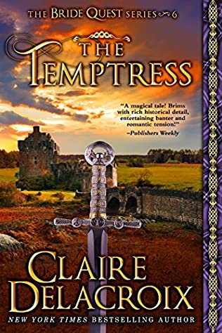 book cover of The Temptress