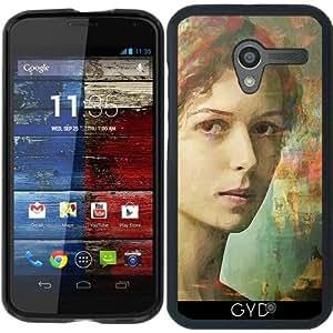 Funda para Motorola Moto X (Generation 1) - A La Espera De Casanova by Joe Ganech