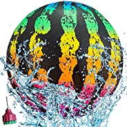 Swimming Pool Ball, Beach Ball, Ball Game for Pool, Pool Ball Toy for Under Water Passing, Dribbling Diving Po