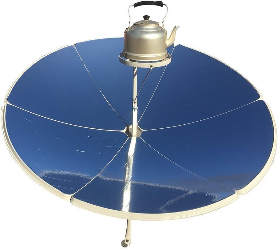 TOPQSC portátil Olla Solar parabólico con una Mayor eficiencia