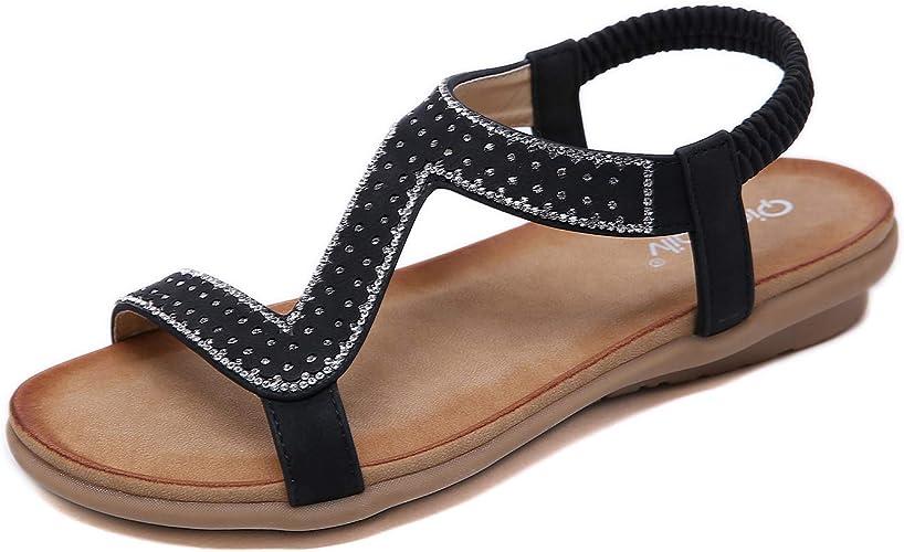 ZAPZEAL Women Summer Flat Sandal