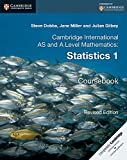 img - for Cambridge International AS and A Level Mathematics: Revised Edition Statistics 1 Coursebook book / textbook / text book