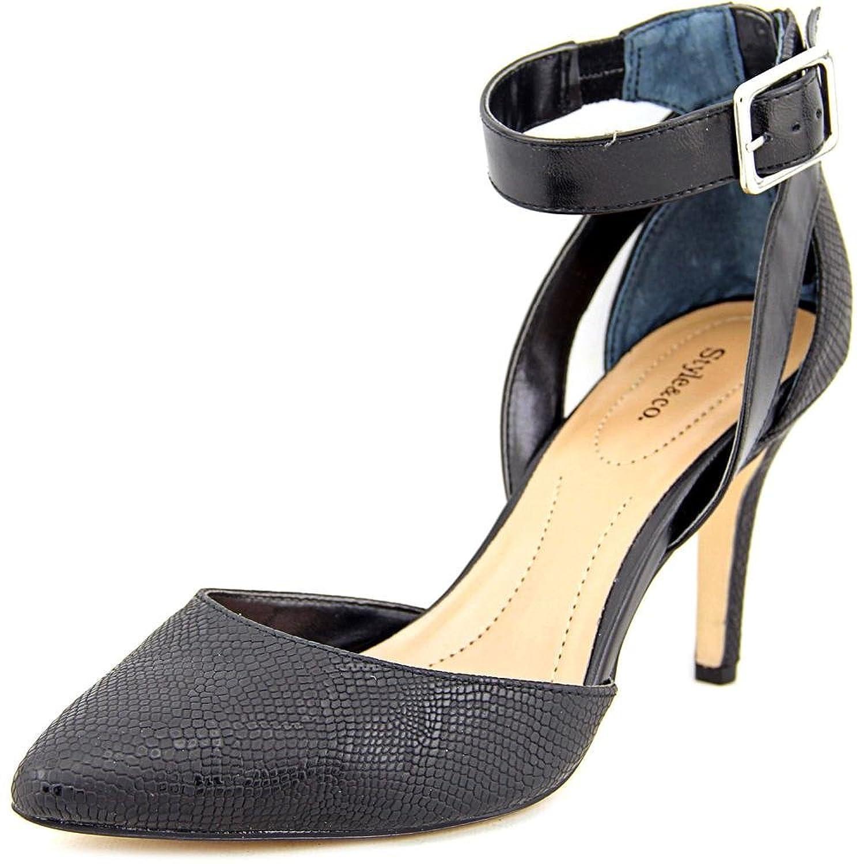 Style & Co Maisyy Women US 9.5 Black Heels