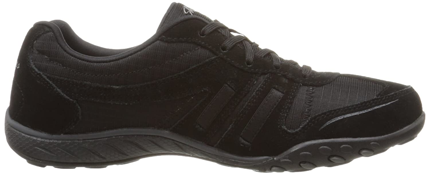 Amazon.com | Skechers Sport Womens Breathe Easy Jackpot Fashion Sneaker | Shoes