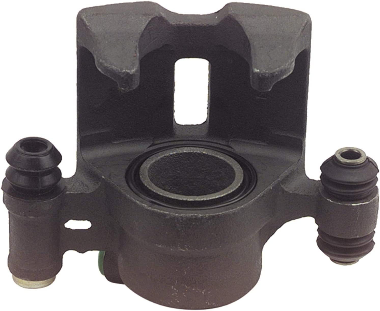 Brake Caliper Unloaded Cardone 19-803 Remanufactured Import Friction Ready