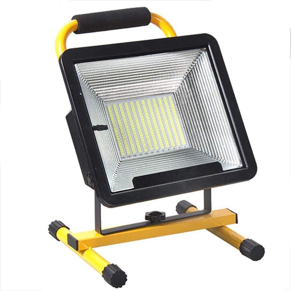 3 Modes de luminosit/é Lampe de Travail /à Projection pour Le campi Lampe de Chantier Puissance Mobile 20000mAh projecteur /à LED sans Fil MFLASMF Lampe de Travail Rechargeable Portable /à LED 200W