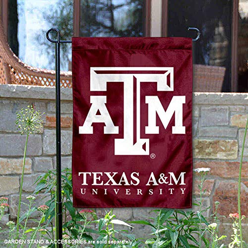 (College Flags and Banners Co. Texas A&M Aggies Garden Flag)