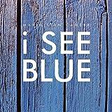 I See Blue (Fotobildband inkl. 4 Musik CDs) (earBOOK)