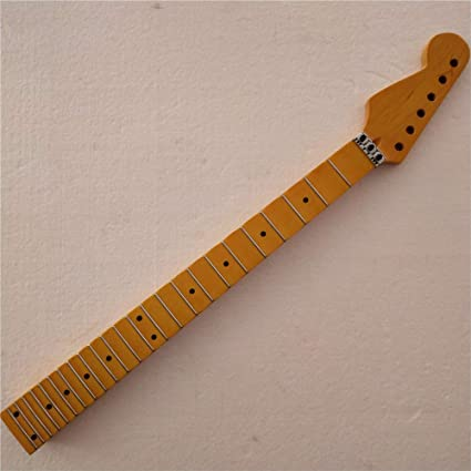 Electric Guitar Neck 24 Large Frets With 42mm Nut For Guitar Parts Replacement