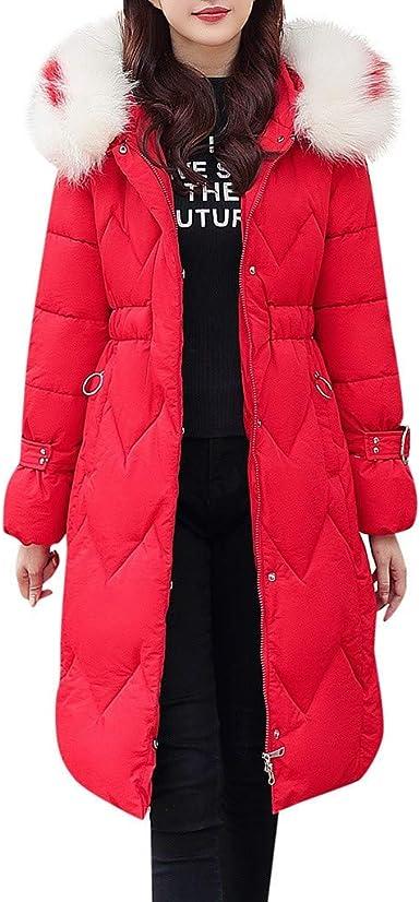 Geilisungren Abrigo para Mujer Moda Abrigos Mujer Invierno Abrigo ...