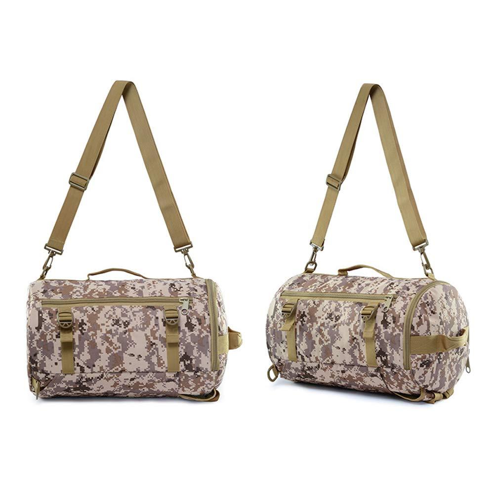 H  YUANZHOU Sport sac à dos Convertible sac Shoulder sac Briefcase 20L voyage Knapsack lumière-Weight Water-Resistant sac à dos Sport Duffel,D