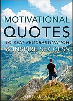Motivational Quotes Procrastination Inspire Success ebook