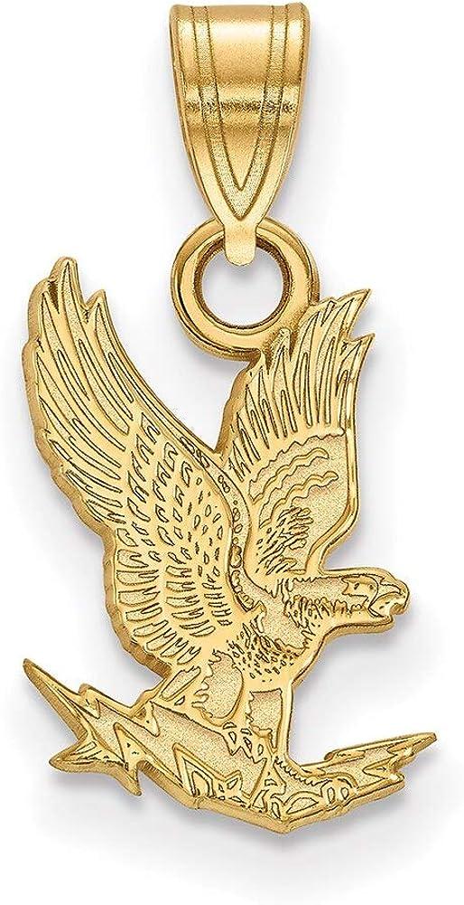 Lex /& Lu LogoArt 14k Yellow Gold United States Air Force Academy Small Pendant LAL136470