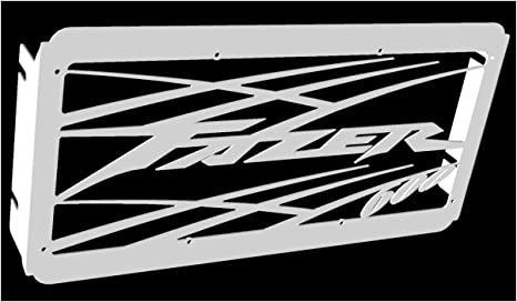 Protections radiateur Yamaha FZS 600 Fazer 98-03 Inox
