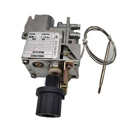 LJ MENSI - Válvula de Control de termostato de Repuesto para ...