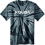 Koloa Youth Original Logo Tie Dye Shirts in Sizes XS-XL
