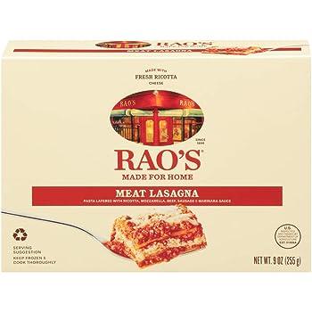 Rao's Meat Frozen Lasagna