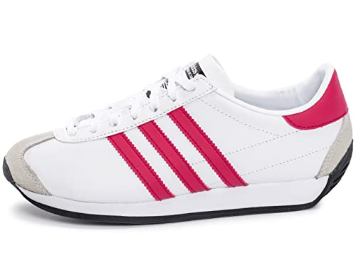 check-out 3d696 d1978 ZAPATILLA ADIDAS COUNTRY JR FTW/RO/FTW T3½: Amazon.co.uk ...