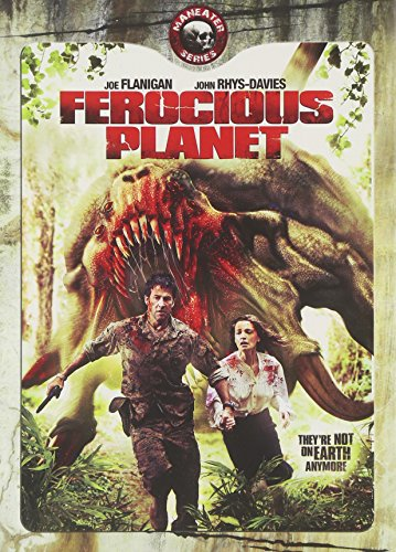 Ferocious Planet: Maneater Series