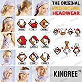 9PCS Outdoor Headscarves, Womens and Mens