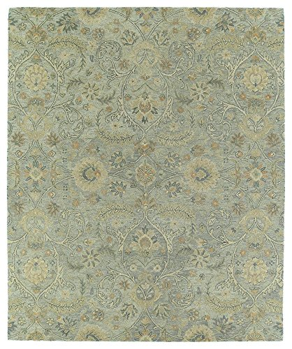 Kaleen Rugs Helena Collection 3200-77 Silver Hand Tufted 2