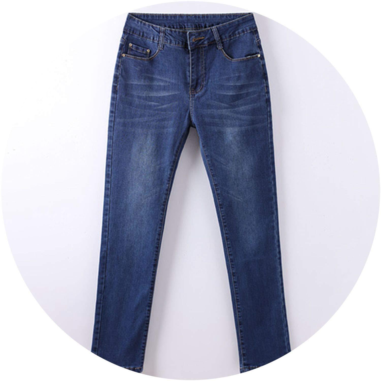 Closer-to-U Jeans Woman Skinny Beautiful Jeans for Women Denim Trousers Pantalones Stretch Pants ies